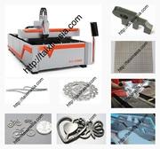 Оптико-волоконный лазерный станок